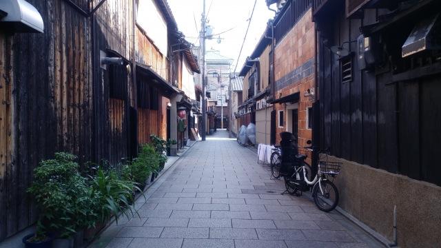 観光名所「祇園」の魅力